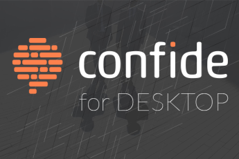 Confide offers secure PC communicationConfide offers secure PC communication