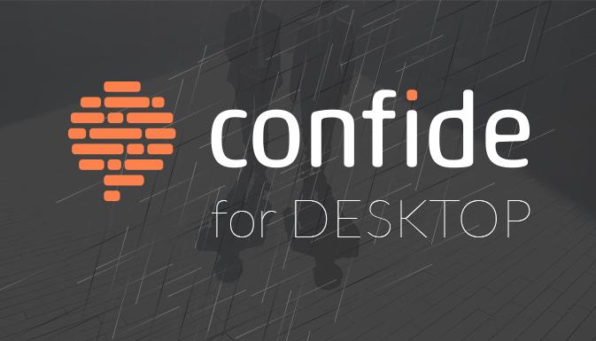Confide offers secure PC communicationConfide offers secure PC communication