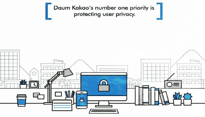 Daum Kakao reported on personal user data protection