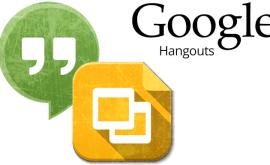 Google presentations now in Hangouts