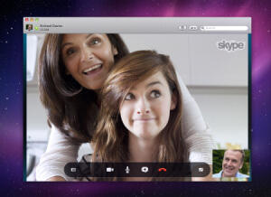 Group calls in Skype now allow up to 25 users!