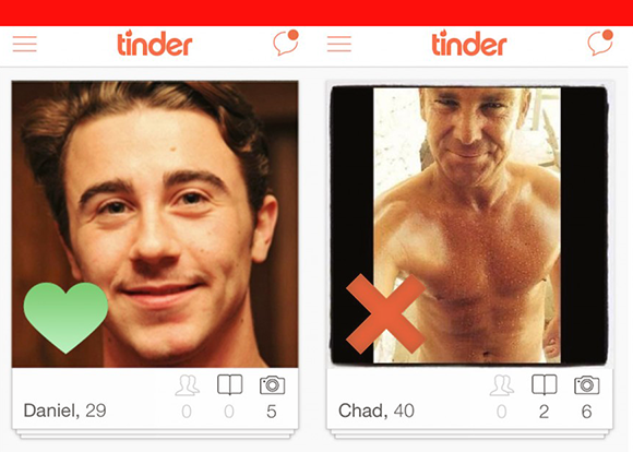 Has Tinder grown tired of romance?