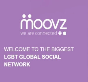 LGBT texting app MOOVZ unveiled
