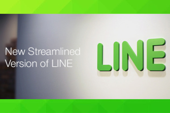 LINE Lite officially out!