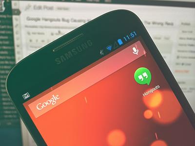 More surprises from Google Hangouts 4.0!