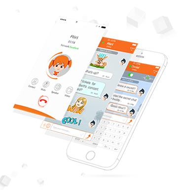 New social network platform RingID