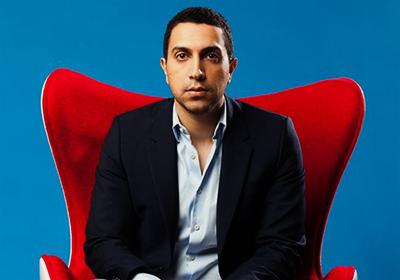 Sean Rad a new Tinder CEO