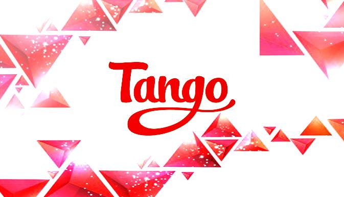 Tango messaging app has been updated