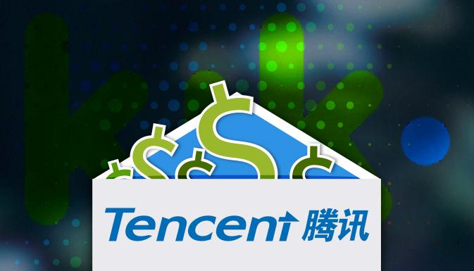 Tencent gaming Kik plus a $50 million investment