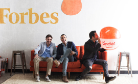 Tinder makes an app for Forbes
