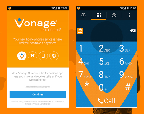 Vonage is a strategic partner
