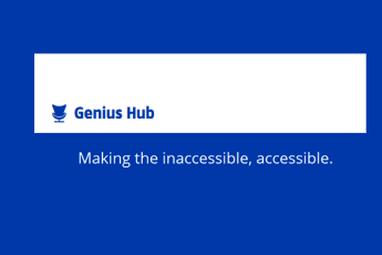 WELCOME TO GENIUS HUB!