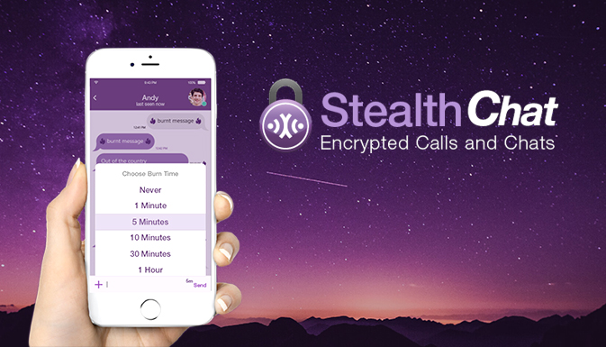 Stealth Chat logo