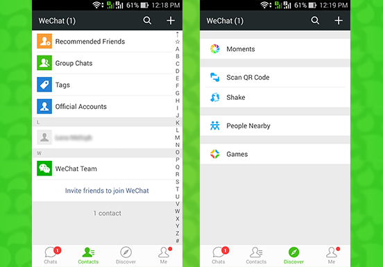 WeChat's Chinese Twin Grants Loans Right and Left