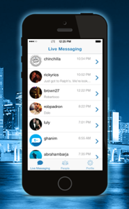 APPMESS REVIEW: Textter Live Messaging FREE DOWNLOAD