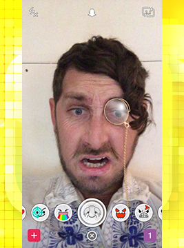 SNAPCHAT PAYS $150 M FOR COOL PHOTO FILTERS