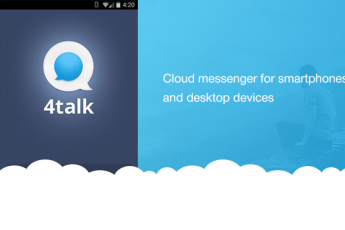 4TALK MESSENGER REVIEW