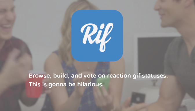 APPMESS REVIEW: RIF FREE DOWNLOAD