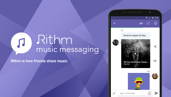 APPMESS REVIEW: RITHM FREE DOWNLOAD