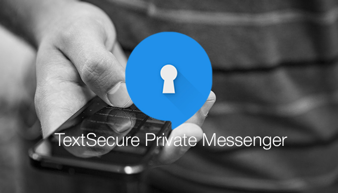 APPMESS REVIEW: TEXTSECURE