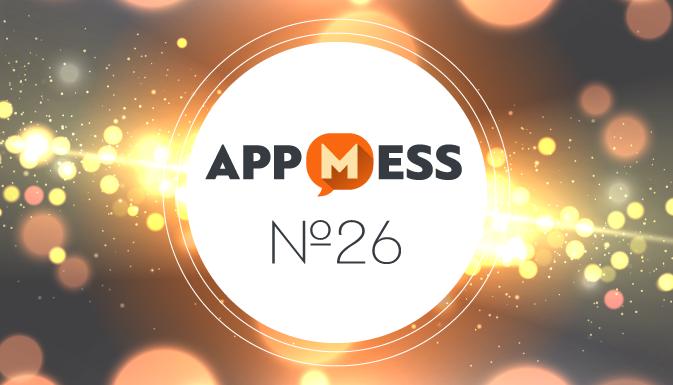 appmess news 26