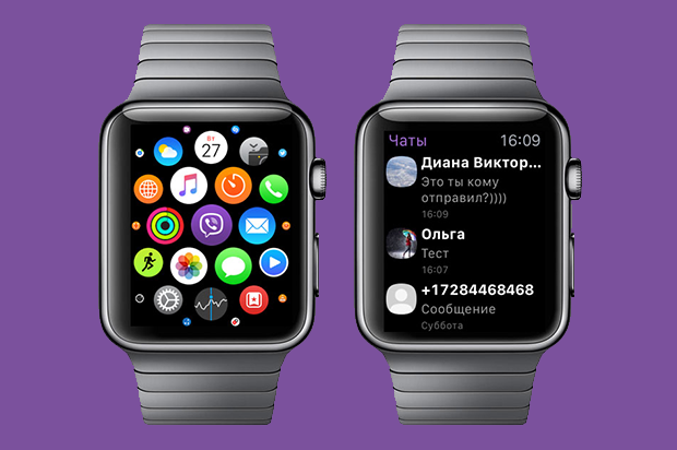Viber App Out On Apple Watch