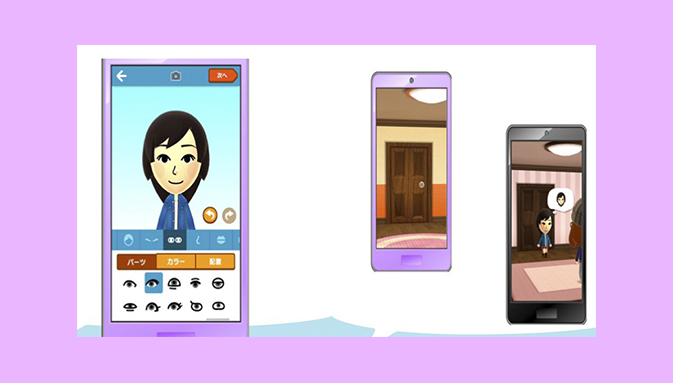 Miitomo Smartphone App Gives Users Freedom To Create Characters