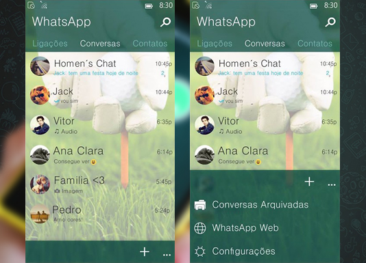 WHATSAPP FOR WINDOWS UPDATED