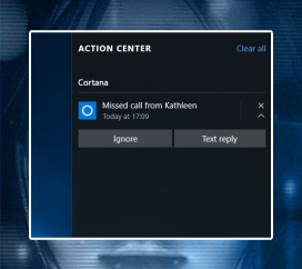 MICROSOFT MESSAGING FOR WINDOWS 10: SEND MESSAGES FROM YOUR PC