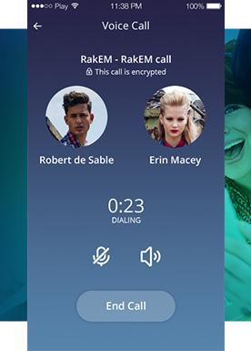 RakEM messenger review