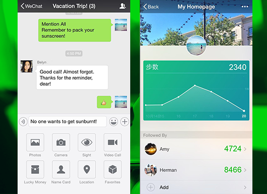 Call Friends In Group Chats With WeChat's New iOS Update