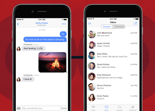APPMESS REVIEW: FIRECHAT