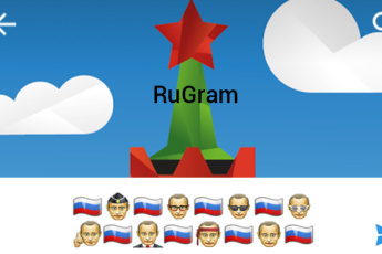 RuGram Offers 200 Emojis For Russians