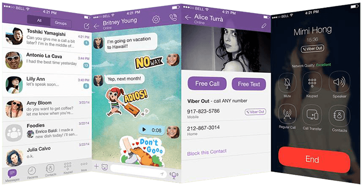 WHATSAPP AND VIBER: IS SPAM SUCH A PROBLEM INDEED?