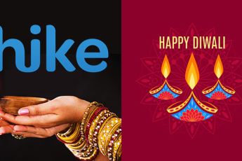HIKE MESSENGER JOINS IN ON INDIAN FESTIVAL OF LIGHTS