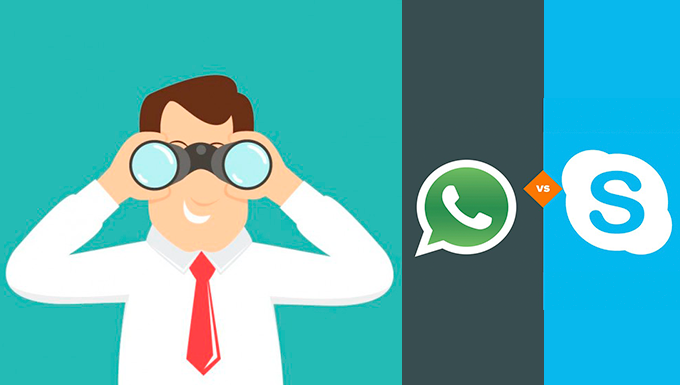 Messaging Apps Are Watching US