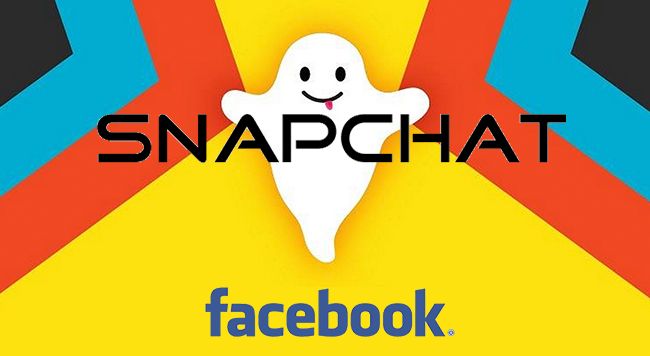 Snapchat Shooting Ahead of Facebook?