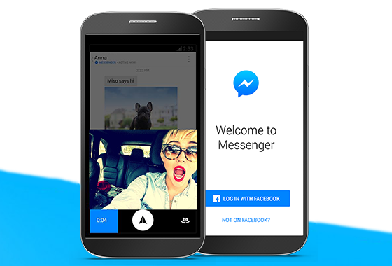 WHAT UPDATED MESSENGER FOR ANDROID CAN OFFER US
