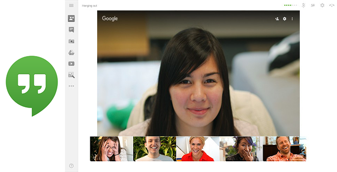 Google Update For Hangouts Web User Interface