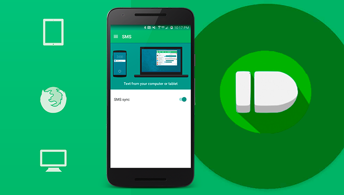 PUSHBULLET UPDATE. SEND MESSAGES RIGHT FROM YOUR TABLET