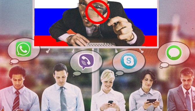 NO MORE MESSAGING APP PRIVILAGES FOR RUSSIAN DEPUTIES