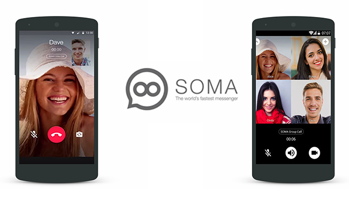 SOMA MESSENGER USERS RECEIVE HOLIDAY UPDATES