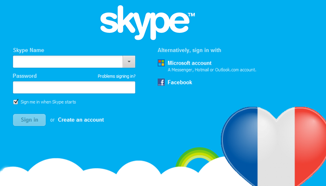 Skype Offers Free Calls To & From France