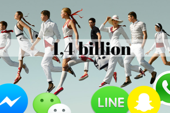 THE SECRET TO SUCCESS: HOW MESSAGING APPS AMASSED 1.4 BILLION USERS