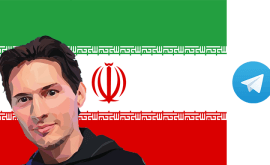 PAVEL DUROV APOLOGIZES TO IRAN USERS