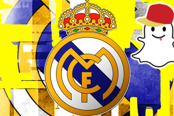 REAL MADRID JOINS SNAPCHAT