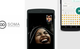 Enjoy Undistracted Communication With SOMA