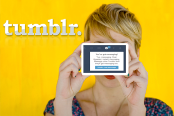 THE WAIT IS OVER: TUMBLR GOT ITS VERY OWN MESSAGING APP