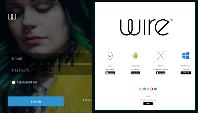 SYNC YOUR APP & DEVICE: WIRE GETS THE JOB DONE