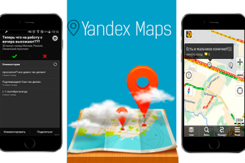 Stuck In Traffic? Yandex.Maps Will Find You Someone To Talk To